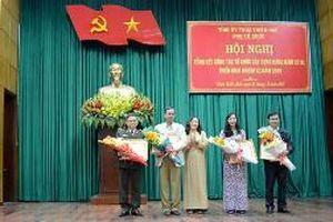 Ngành Tổ chức xây dựng Đảng tỉnh Thừa Thiên Huế triển khai nhiều nhiệm vụ trọng tâm 2019