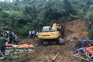 Còn nhiều nguy cơ tai nạn sau vụ sập hầm khiến 3 người tử vong