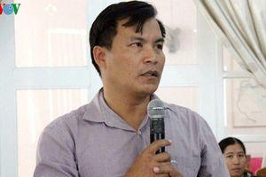 Khánh Hòa: Bí thư xã Vạn Thạnh bị cách tất cả chức vụ trong Đảng
