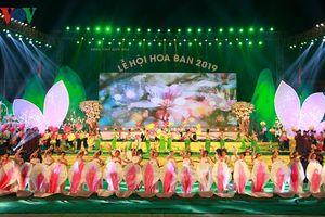 Điện Biên: Khai mạc Lễ hội hoa Ban năm 2019