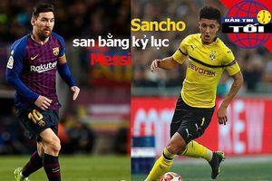 Sancho san bàng kỷ lục Messi, 1 thủ môn thiệt mạng vụ xả súng