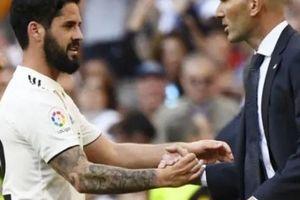 Thắng trận đầu cùng Real, HLV Zidane tiết lộ điều bất ngờ
