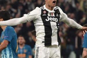 Ronaldo nguy cơ bị treo giò ở Champions League, Juve phản ứng ra sao?