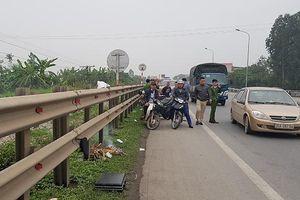 Băng ngang đường ray, hai người tử vong ở Nam Định