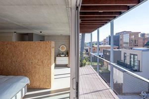Nhà 5 tầng giúp ba thế hệ chung sống thoải mái