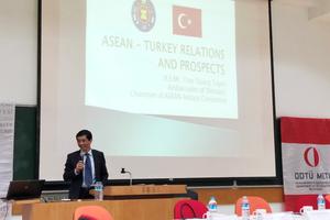 Hội thảo khoa học về ASEAN tại Thổ Nhĩ Kỳ