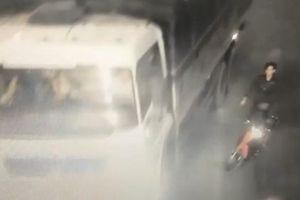 Điều tra, làm rõ nhóm đối tượng dùng hung khí chặn đánh xe tải qua hầm Phước Tượng