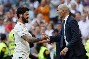 Isco và Bale lập công trong trận đầu Zidane trở lại Real Madrid