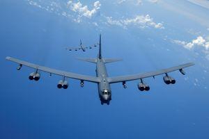 Thông điệp từ oanh tạc cơ B52 qua Biển Đông