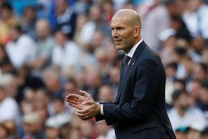 'Zidane mang niềm vui trở lại với Real Madrid'