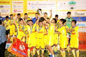 VCK U.19 Quốc gia 2019: Hà Nội đăng quang và lập hàng loạt kỷ lục