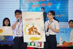 Hơn 400 thí sinh tranh tài cuộc thi Khoa học Kỹ thuật quốc gia