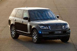 Range Rover Sentinel - 'pháo đài di động' của giới thượng lưu