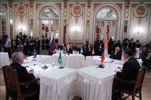 Nhóm BRICS tập trung vào hợp tác chống khủng bố