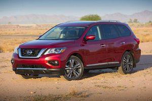 Nissan Pathfinder Platinum 2019: Động cơ V6, giá gần 1 tỷ đồng