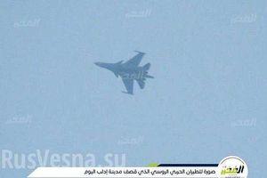 Không quân Nga dội bom ngăn chặn cuộc tấn công vào căn cứ Khmeimim