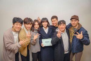'Voice 3': Lee Jin Wook - Kang Ha Na và diễn viên tại buổi đọc kịch bản, sát nhân là ai?