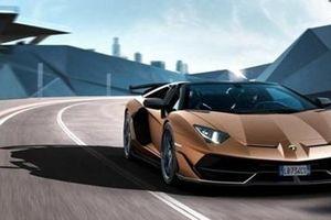 Siêu xe mui trần Lamborghini Aventador SVJ Roadster đẹp cỡ nào?