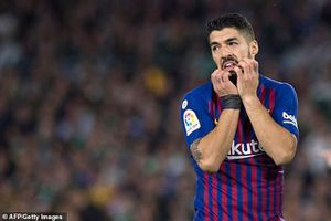 Barcelona nhận hung tin trước trận gặp MU