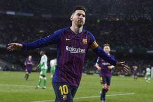 Messi sút phạt thành công hơn cả đội Real Madrid