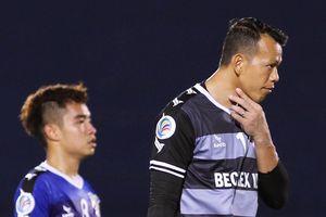 Thủ môn Tấn Trường không liên quan đến tiêu cực ở AFC Cup
