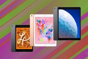 Apple bất ngờ công bố iPad Air và iPad mini 2019