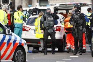 Nóng: Xả súng ở Hà Lan, nhiều người bị thương