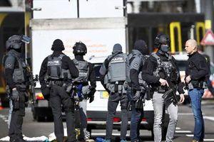 Hiện trường vụ xả súng tại Hà Lan khiến nhiều người bị thương