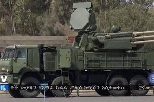 Ethiopia trình làng Pantsir-S1: Chiến lược châu Phi của Nga?