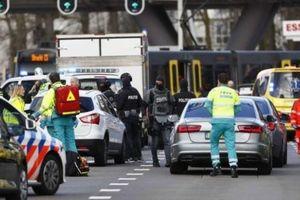 Xả súng gây thương vong tại Hà Lan