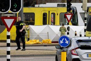 Ít nhất ba người chết trong vụ xả súng trên tàu điện Hà Lan