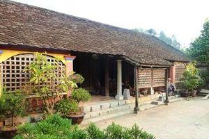 Bình dị làng cổ Đông Sơn