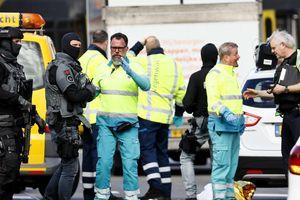 Xả súng ở Hà Lan: Ít nhất 12 người thương vong