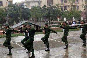 Phú Thọ: Khai mạc hội thao giáo dục quốc phòng an ninh