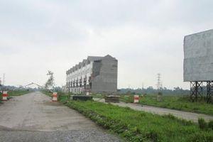 Nhiều dự án đô thị trên địa bàn huyện Mê Linh vào 'tầm ngắm'