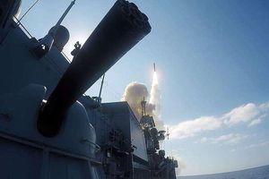 Được trang bị gần 50 tên lửa mạnh nhất, chiến hạm Nga reo rắc kinh hoàng cho mọi đối thủ?