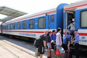 Đường sắt Sài Gòn tăng chuyến dịp Lễ giỗ Tổ Hùng Vương