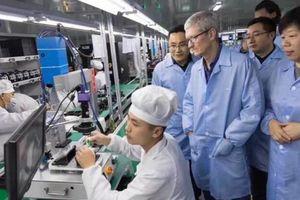iPhone ế là nỗi đau của chuỗi cung Trung Quốc