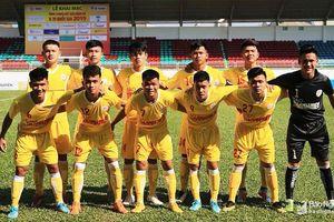 SLNA góp mặt 4 cầu thủ vào danh sách dự Giải U19 Quốc tế 2019