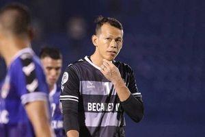 Mắc sai lầm 'chết người' ở AFC Cup, Tấn Trường bị B.Bình Dương treo găng hết lượt đi V.League