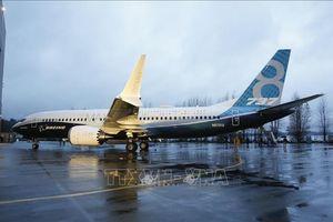 Boeing sắp hoàn tất quy trình cập nhật phần mềm liên quan máy bay 737 MAX