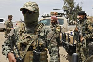 Lầu Năm góc cân nhắc duy trì 1.000 quân tại Syria