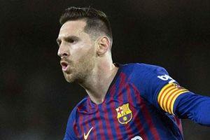 Messi ngỡ ngàng trước thái độ của CĐV Betis