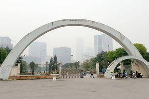 Hà Nội: Tranh cãi xây bãi xe ngầm trong Công viên Cầu Giấy