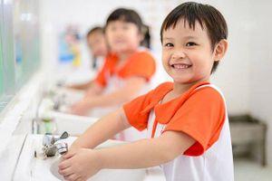 Phòng ngừa bệnh học đường cho trẻ