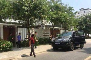 Công an khám nhà cựu Phó Chủ tịch Đà Nẵng Nguyễn Ngọc Tuấn