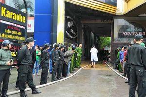 Cháy lớn ở khách sạn Avatar Nghệ An: 1 nữ nhân viên tử vong