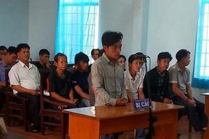 Thanh niên lãnh 18 tháng tù vì phá rừng