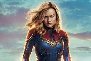 Bom tấn 'Captain Marvel' tiếp tục thắng lớn phòng vé toàn cầu