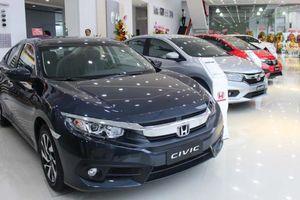 Honda Việt Nam: Hãng có nhiều mẫu xe ế nhất tháng 2/2019